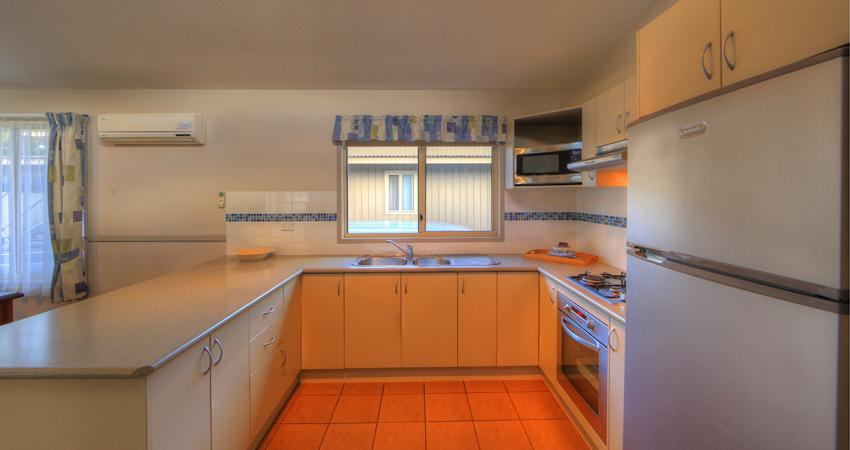 BIG4 Narooma Condo Self Contained Kitchen