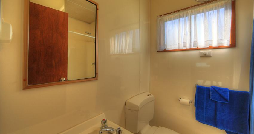 BIG4 Narooma Family Unit Bathroom