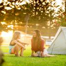Family Camping NSW South Coast