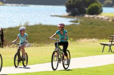 Image of Cycling in Narooma