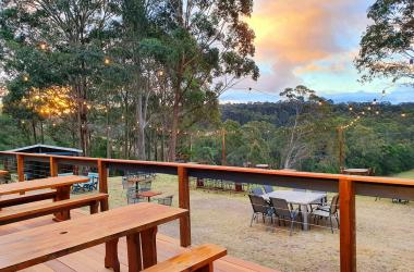 Image of Tilba Valley Winery & Ale House