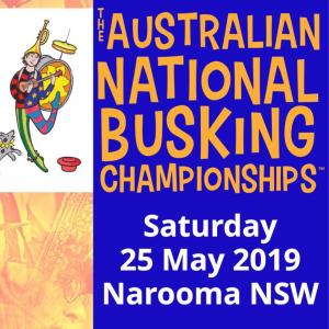 Image of National Busking Championships