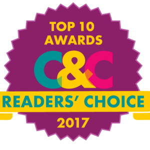 Image of C&C with Kids Top 10 Awards 2017