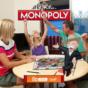 Image of Caravanning and Camping Monopoly
