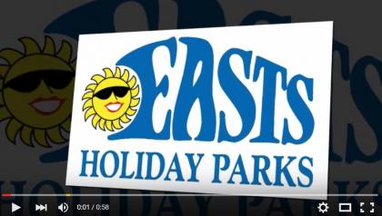 Easts Holiday Parks YouTube